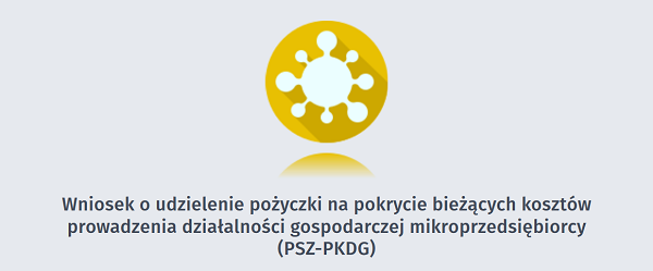 Wniosek o pożyczkę dla mikroprzedsiębiorców na praca.gov.pl